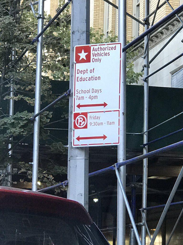 DOE parking permit authorized parking