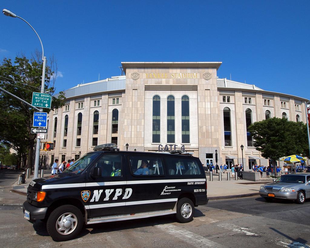 NYC Stadium Parking