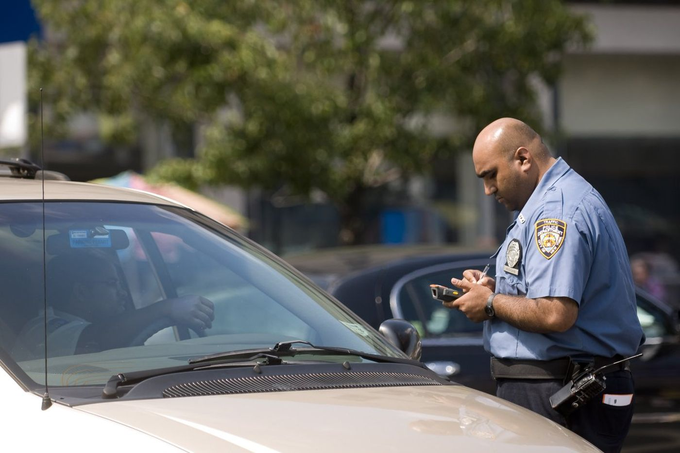 You Should Try to avoid the NYC parking ticket hotspot