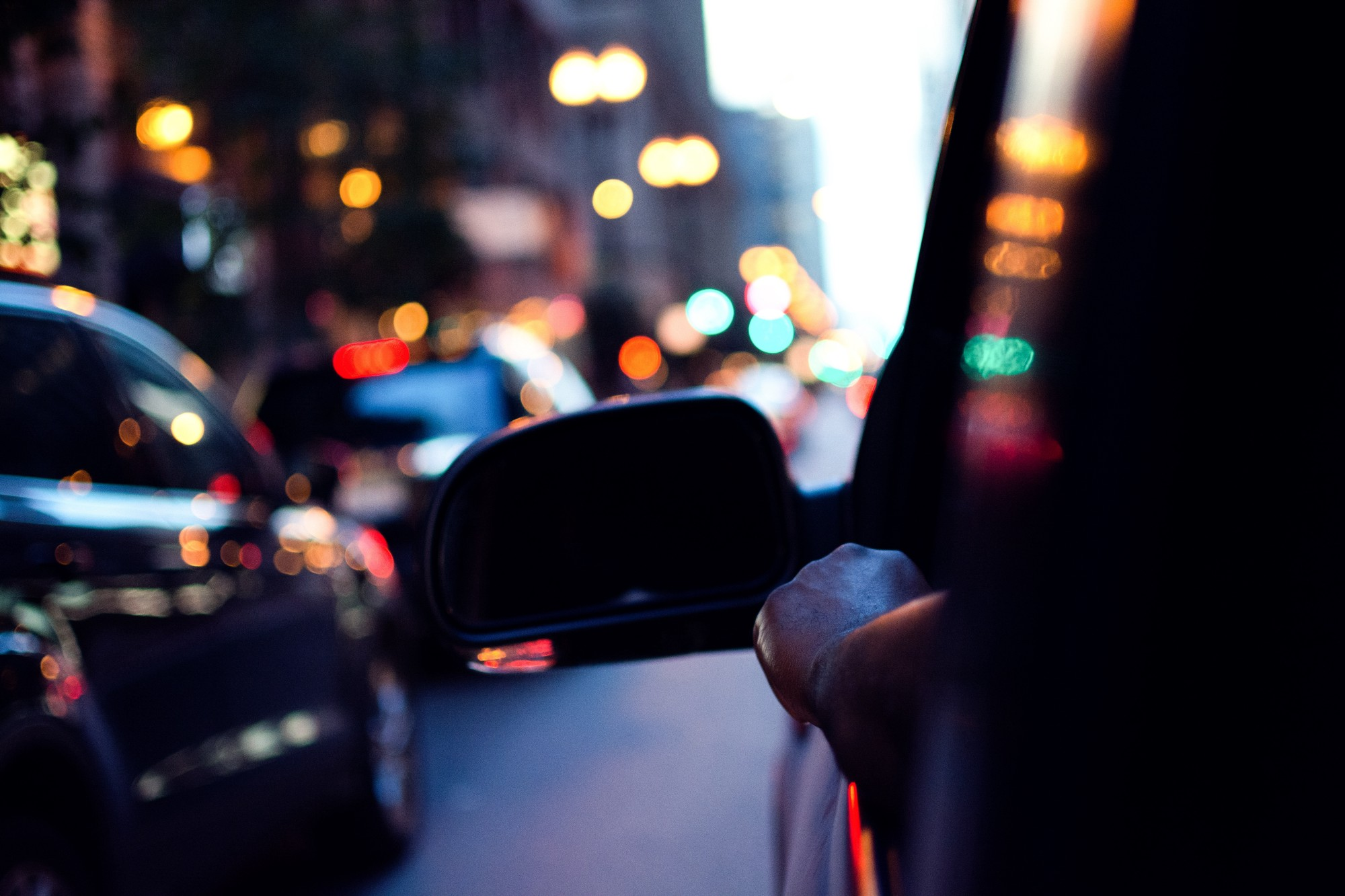Data can give remarkable insights into driver behavior