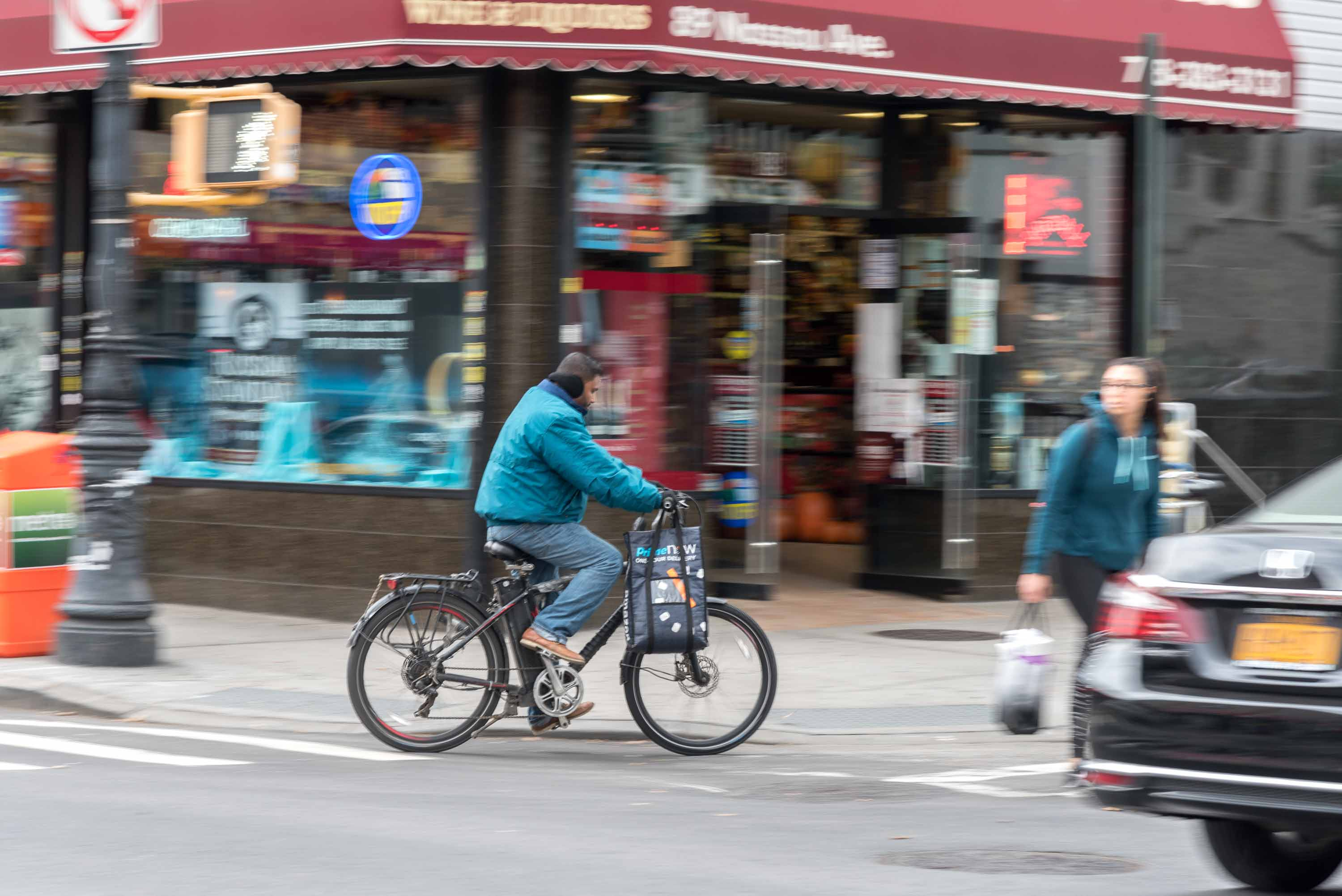 E-bikes are coming to NYC