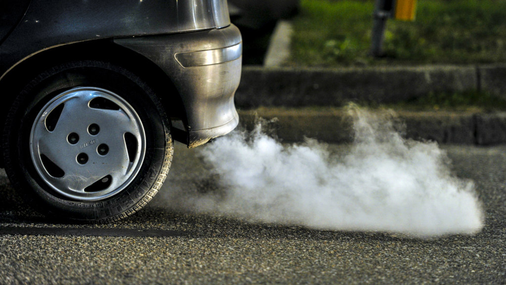 vehicle idling is a problem in nyc